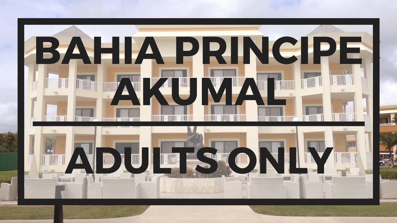 Resort Luxury Bahia Principe Akumal - All (México Akumal ... |Bahia Principe Akumal Women