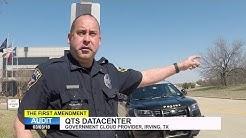 First Amendment Audit - QTS Data Center - Irving, TX
