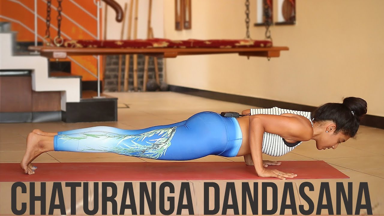 How To Do The Chaturanga Dandasana And What Are Its Benefits forecast
