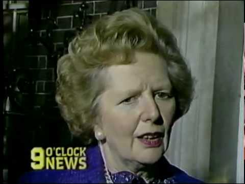 30/12/1986 - 9 O'Clock News (Partial) - BBC1