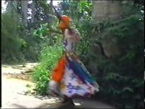Oya, Yansa- Danza a los Orishas