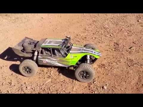 FTX Viper RTR 1/8th Scale Brushless Sandrail Buggy