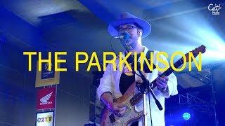 THE PARKINSON @ CAT T SHIRT 5