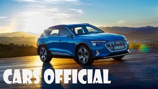Audi e-tron • Next stage • Electric mobility • CarsOfficial