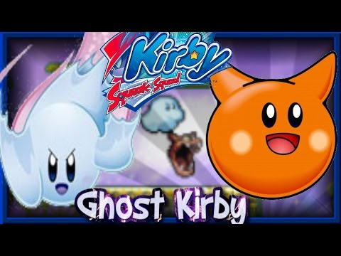 Kirby Squeak Squad: Ghost Kirby & Combo Abilities