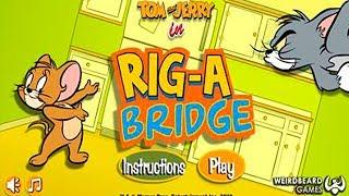 Tom y Jerry en Español - Crea un Puente - Juegos para Niños