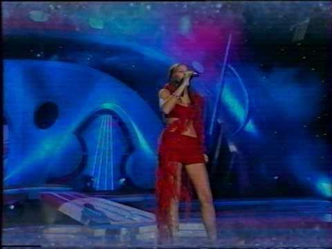 ARIANA/АРИАНА~ПЕСНЯ ГОДА 2001~ Под испанским небом