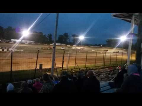 B Mods Heat 2 Part 2/2  Fayette County Speedway
