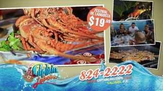Captain Lobster Mesón Puertorriqueño, Salinas, Puerto Rico