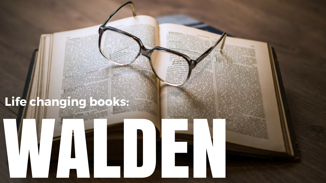 book review walden More than 150 years after his sojourn at walden pond  2013, on page br30 of the sunday book review with the headline: a man for all seasons.