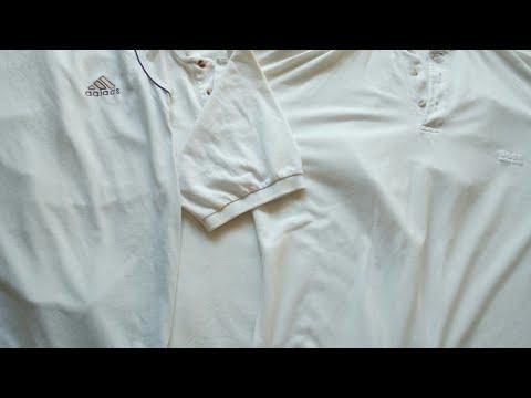 Как отбелить пожелтевшую белую одежду простым аспирином.