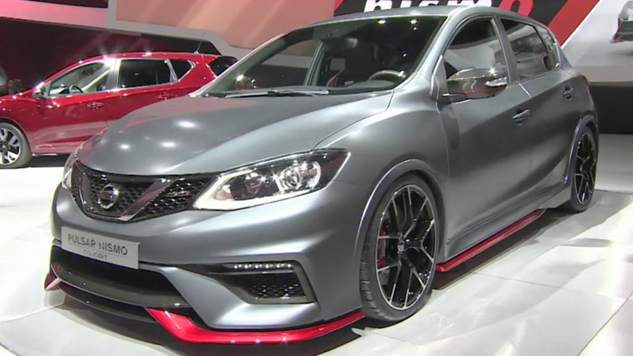 nissan pulsar nismo concept 2014 youtube. Black Bedroom Furniture Sets. Home Design Ideas