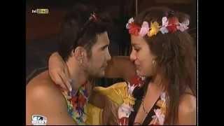 Nuno e Vanessa Fazem Promessas Casa dos Segredos 3