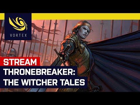 Hrajeme živě: Thronebreaker: The Witcher Tales thumbnail