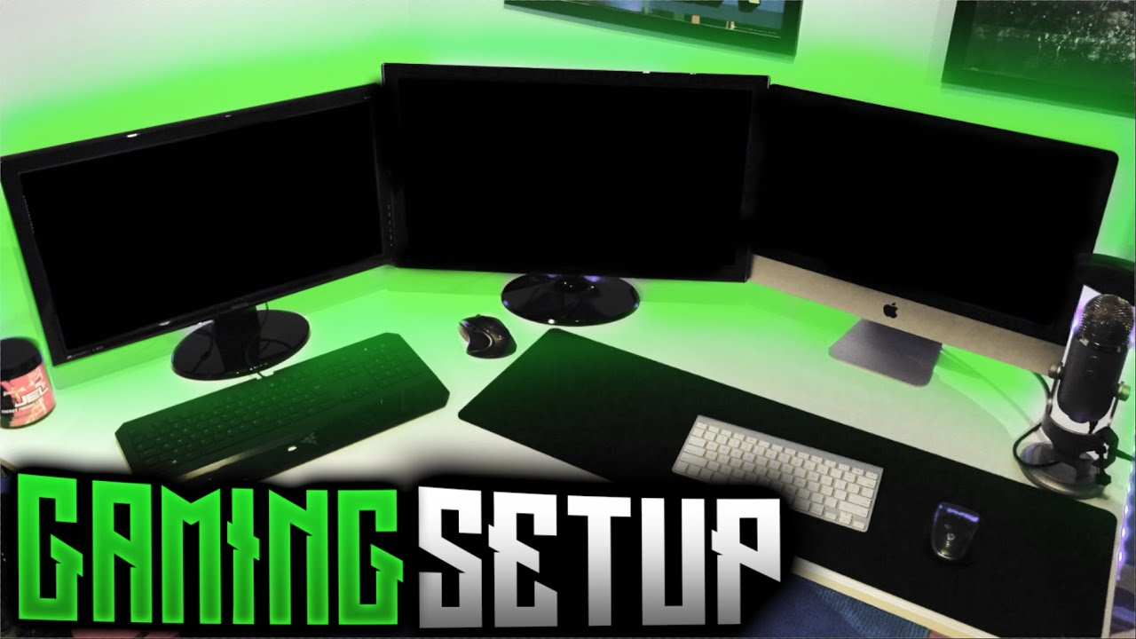 Ultimate 14 Year Old S Gaming Setup 2015 16 Youtube