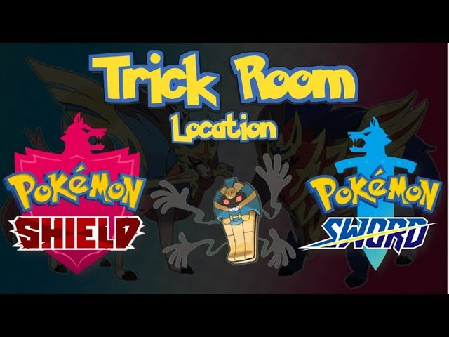 Pokemon Sword And Shield Where To Find Tm70 Trick Room