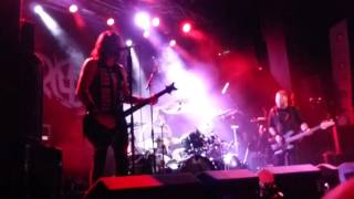 Prong - Ultimate Authority, Manchester Academy 2, England, 28-10-16