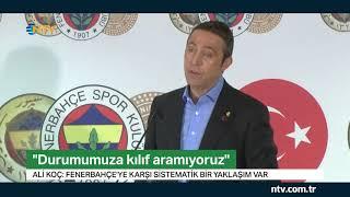 FB Başkanı Ali Koç: ''Demirören devam etmemeli''
