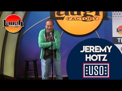 Jeremy Hotz | Hair Transplant | Laugh Factory Stand Up