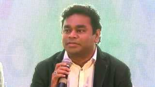 Music composer a. r. rahman's son to sing for mani ratnam's movie  - rahman on news7 concert