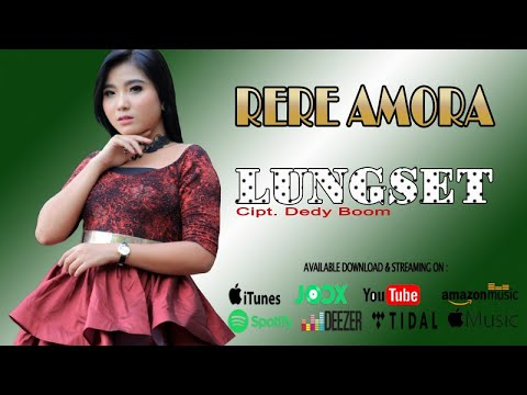 Rere Amora - LUNGSET ( Official Audio )