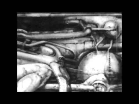 Front 242-SEQ 666 PULSE / H.R GIGER'S Necronomicon 1-2.