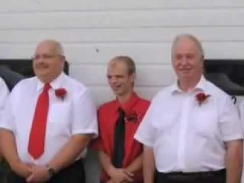 White Trash Wedding.