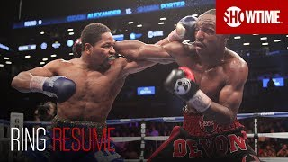 RING RESUME: Shawn Porter | SHOWTIME Boxing