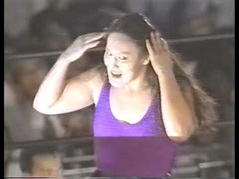 Devil Masami vs Itsuki Yamazaki 8/30/1991 - JWP