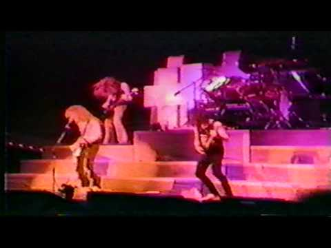 Metallica Damage Inc  1986 Uniondale NY 42886