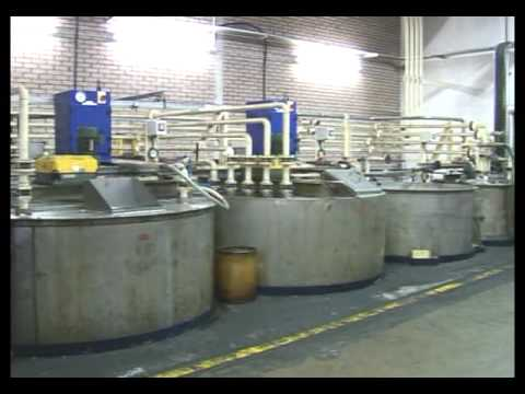 Morris Lubricants blending processes