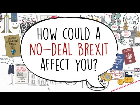 What could a no-deal Brexit actually mean for YOU?