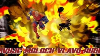 MOLOCH VLAVO Heej čávo + DJ MikroMan FALTAPE FALANGA 2015