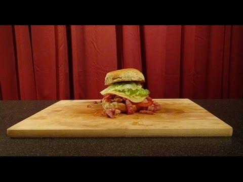 Leftover Baked Ham Sandwich Recipe