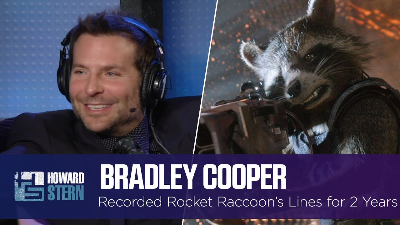 """Download It Took Bradley Cooper 2 Years to Record His Dialogue for """"Guardians of the Galaxy"""" (2015)"""