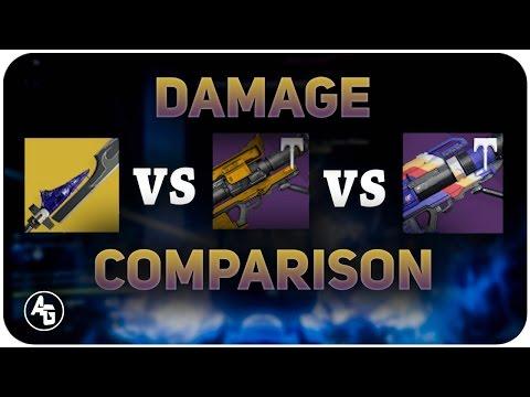 Destiny Warpath vs Dark-Drinker vs Hezen Vengeance vs Unto Dust | Best DPS for Aksis