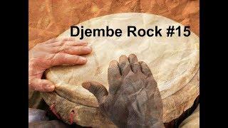 Уроки Джембе Рок Шейкер #15 / Djembe lessons. Djembe Rock Shaker # 15