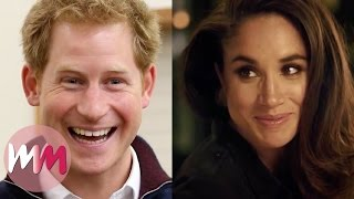 Top 10 Meghan Markle: Prince Harry's GF Facts