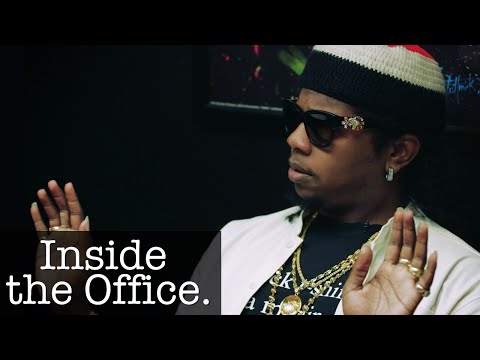 Inside the Office w/ Trinidad James