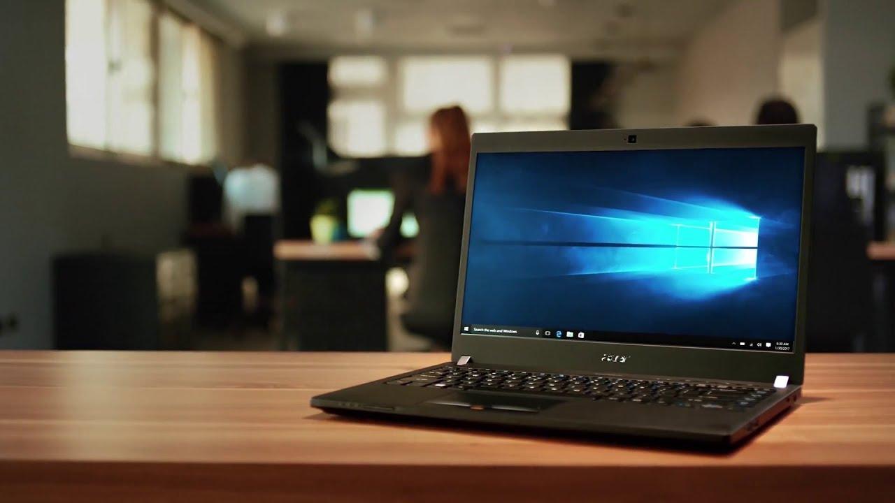 Acer TMP Laptop