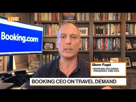 Booking Holdings Glenn Fogel on travel demand