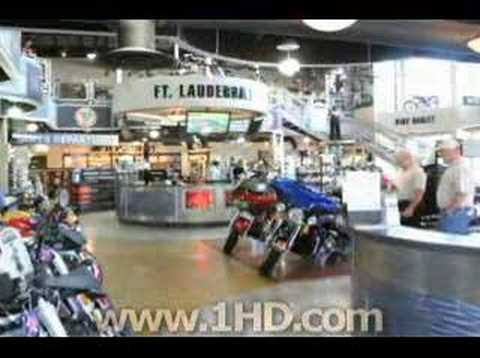 miami dade motorcycle dealer harley davidson youtube
