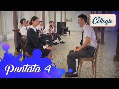 Applicazioni tecniche: pronto soccorso e buone maniere - Quarta puntata - Il Collegio 3