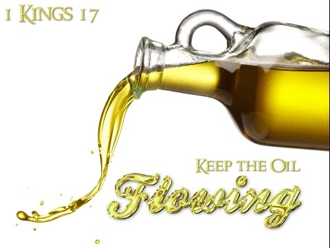 """Keep the Oil Flowing"" by Pastor Dino Andreadis (May 1, 2016)."