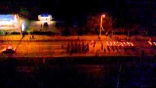 treceti batalioane romane carpatii fanfara iuliu maniu 27 aprilie 2011 defilare militara