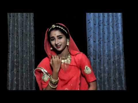 Dance Performance On Rajasthani Song