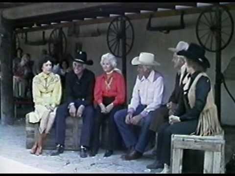 SUNSET CARSON - Interviews - The B-Western Stars