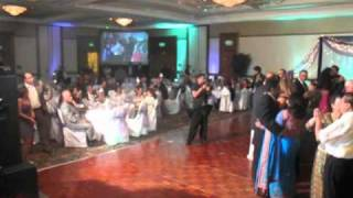 DJ Preet Live in marriott Fremont CA  09-05-2010