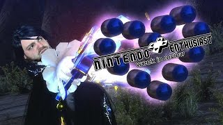 Nintendo and Playboy Connection, Bayonetta 2 Blow Out, Smash Wii U 1080P/60FPS - WiR 10/25/14