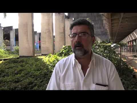 Frederic Flosculo, professeur d'architecture, sur la ville de Brasilia #6